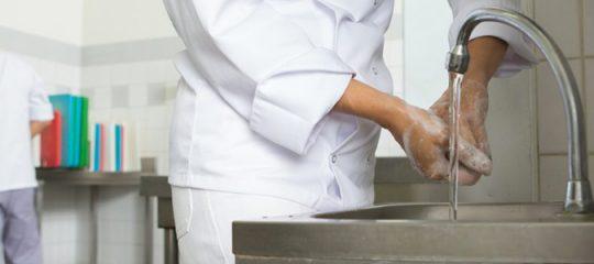 préserver l'hygiène professionnelle restaurants