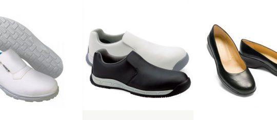chaussures professionnelles de restauration