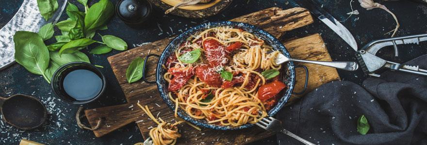 un restaurant italien à Grenoble